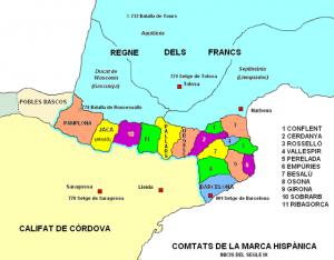 Comtats_de_la_Marca_Hispànica_a_inicis_S_IX